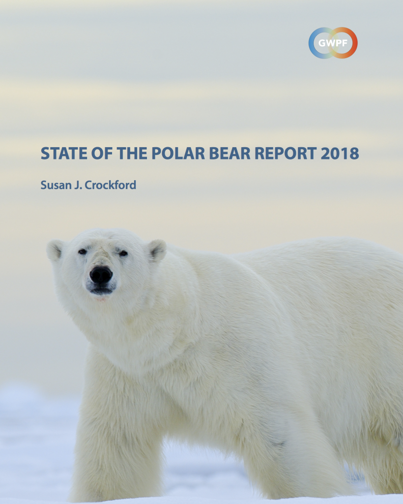 New Report: Polar Bears Continue To Thrive