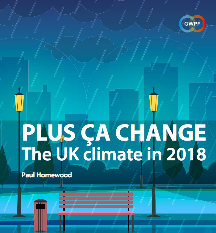 Image result for Paul Homewood Plus ca change